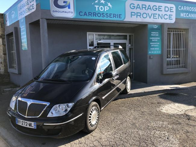 Photo annonce LANCIA PHEDRA  2.0 136CH 7 PLACES