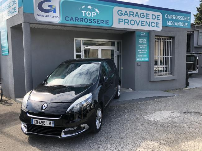 Photo annonce RENAULT SCENIC III DCI 110 FAP ECO2  DYNAMIQUE