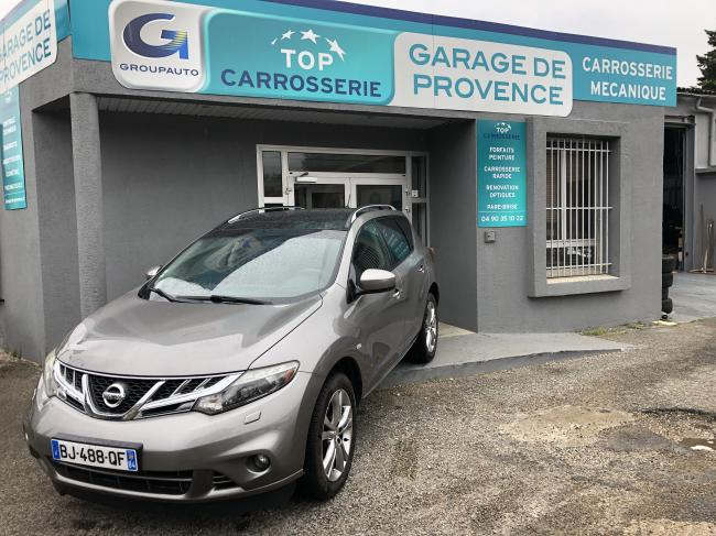 Photo annonce NISSAN MURANO 2.5 DCI  All-Mode 4x4 A